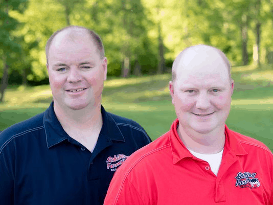 Congratulations Schilling Brothers!