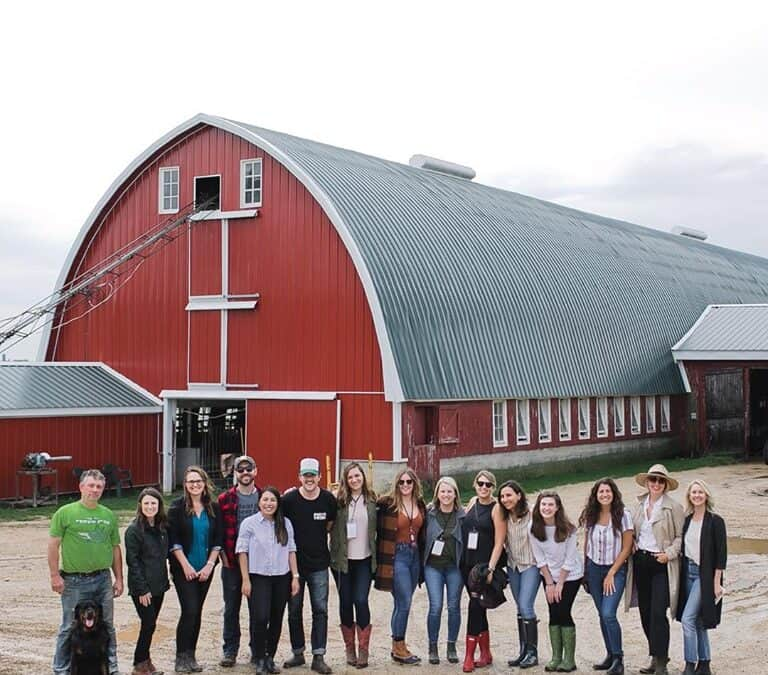 Roth Cheese Invites Food Bloggers and Writers to a Farm