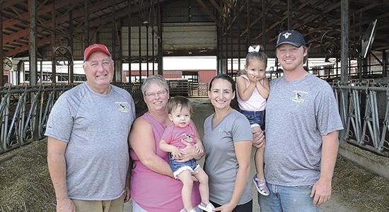 Riemer Family Building Towards the Future