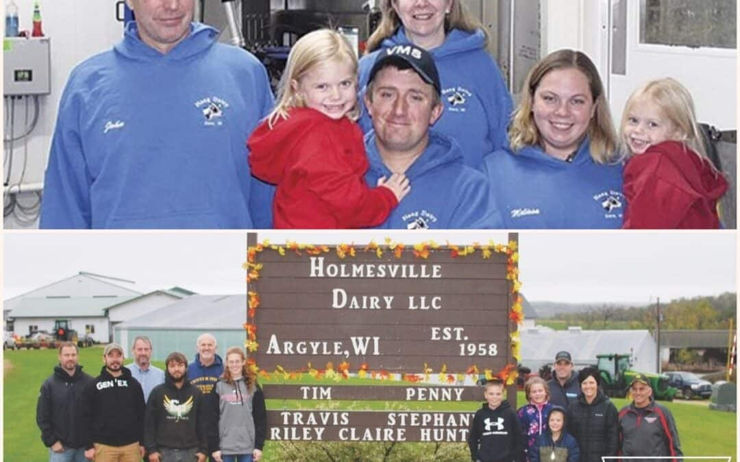 Two Rolling Hills Farms Featured in 70th Hoard's Dairyman Round Table